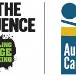Be the Influence | Australian Canoeing Logo