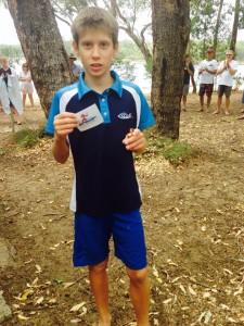 Raffi......second Under 12s