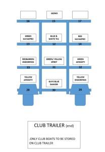Club trailer